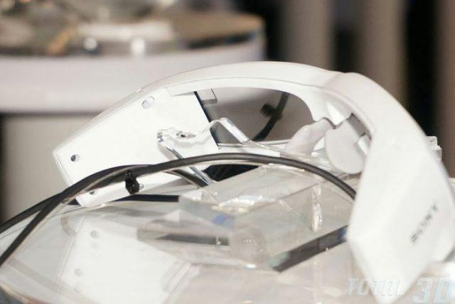 CES 2014: очки дополненной реальности Sony SmartEyeglass