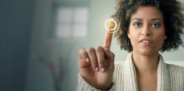Технология интерактивного управления и дополненной реальности RealSense от Intel и Metaio