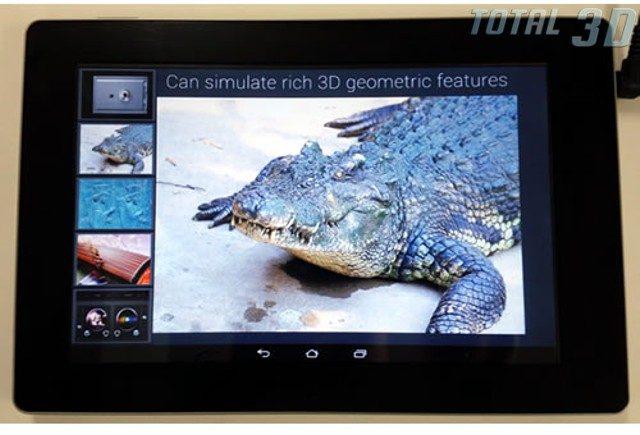 Тактильные сенсорные планшеты Fujitsu с ультразвуком
