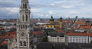 YouTube 3D: столица Баварии Мюнхен в трёхмерном слайд-шоу