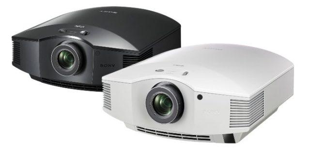 Full HD 3D-проектор Sony VPL-HW40ES: уже на рынке, по доступной цене