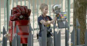 Главные герои 3D-экшена «Мстители: Эра Альтрона» (Avengers: Age Of Ultron) – в опубликованном концепт-арте