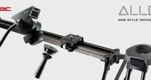 Libec ALLEX: универсальный штативно-слайдерный комплект для небольших камер