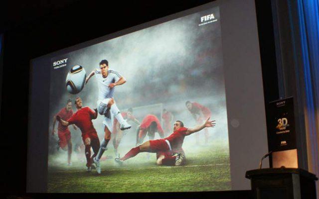 Sony и FIFA займётся 4K-трансляцией Чемпионата мира 2014