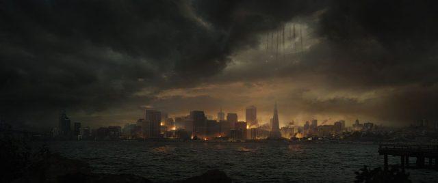 «Годзилла» в стерео 3D: 5 новых клипов и то, что осталось за кадром