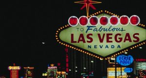 Столица развлечений Лас-Вегас в подборке YouTube 3D-видео