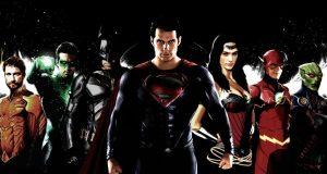 3D-лента «Лига справедливости» (Justice League ): первые подробности