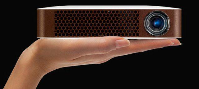 Компактный проектор LG MiniBeam PW700: скоро в продаже