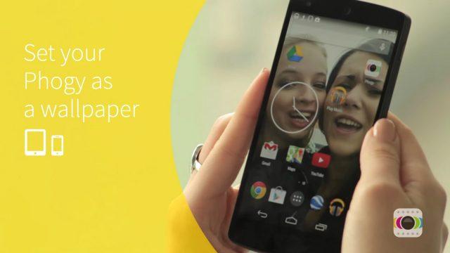 Phogy 3D: снимаем объёмно на iPhone и Android