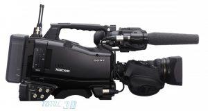 Профессиональный плечевой XDCAM камкордер Sony PXW-X500