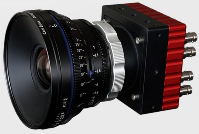IO Industries 4KSDI: самая маленькая цифровая 4K-камера