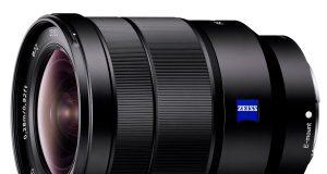 Полнокадровый зум-объектив ZEISS 16-35 мм F4 от Sony: цена и характеристики