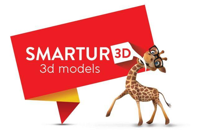 Smartur3D: обучающая программа с поддержкой 3D и дополненной реальности