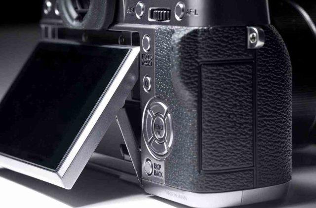 Fujifilm X-T1 Graphite Silver Edition: обновлённая версия уже в ноябре