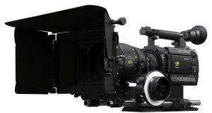 Sony PXW-FS7: 4K XDCAM E-Mount камкордер с CMOS-сенсором Super35