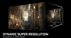 DSR (Dynamic Super Resolution)
