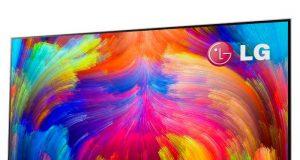 Ultra HD телевизоры LG с технологией квантовых точек (Quantum Dot)