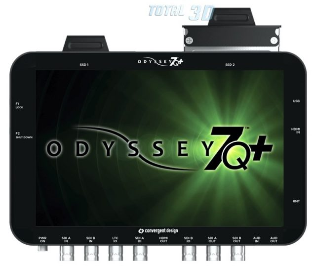 Монитор-рекордер Odyssey7Q+