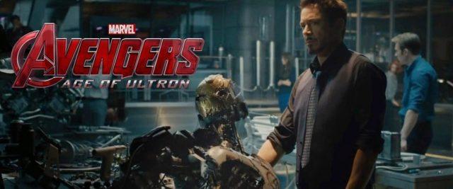 Мстители: Эра Альтрона 3D (Avengers: Age Of Ultron): новый русскоязычный трейлер