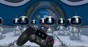 VR-шлем Sony Morpheus можно запросто использовать с игровым PS4-контроллером DualShock 4