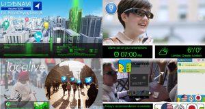 Очки добавленной (AR) реальности Sony SmartEyeglass SED-E1