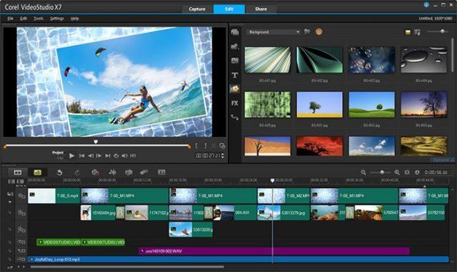 Corel VideoStudio Pro X8 и VideoStudio Ultimate X8