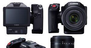 Canon XC10: недорогая 4K-видеокамера для профи с кодеком XF-AVC