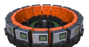 Google Jump и GoPro Spherical для съёмки сферического VR 3D-видео