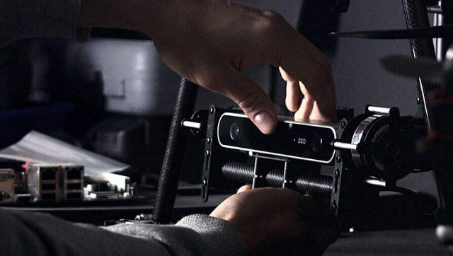3D-камера Stereolabs ZED: цифровая CUDA-эмуляция зрения для роботов