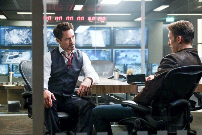 """3D-фильма """"Первый мститель: Противостояние"""" (Captain America: Civil War)"""