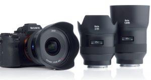 Автофокусный объектив ZEISS Batis 2.8/18 мм под байонет E-mount