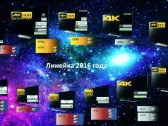 Sony начинает продажи 4К HDR телевизоров BRAVIA 2016 года в России