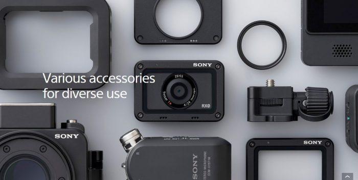 Аксессуары для Sony RX0