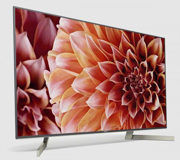 ЖК-телевизоры Sony BRAVIA XF90