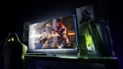 NVIDIA представила 65-дюймовые игровые дисплеи BFGD