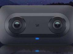 Стерео 3D-камера YI Horizon VR180