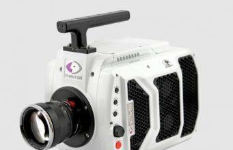 Новая скоростная 4К-камера Phantom v2640: 1080p@11.750fps