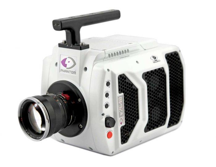 Скоростная 4К-камера Phantom v2640