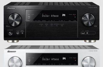 Ресивер Pioneer VSX-933 с поддержкой 4K HDR, DTS:X и Dolby Atmos