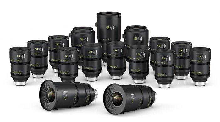 Оптика ARRI Signature для камеры ARRI ALEXA LF