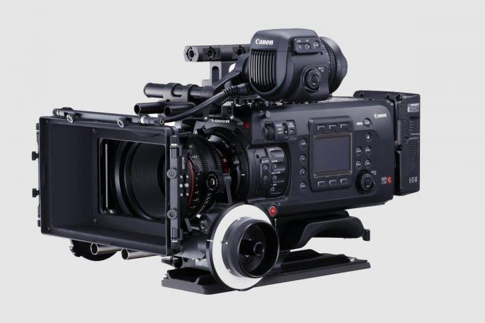 Canon Cinema EOS C700 FF