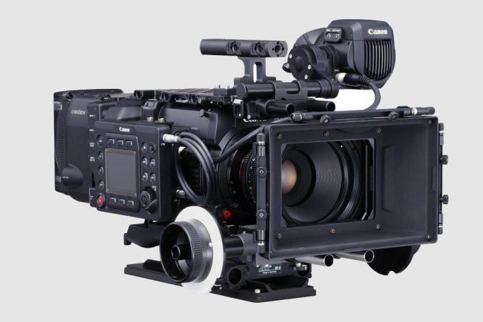 Камера Canon Cinema EOS C700 FF