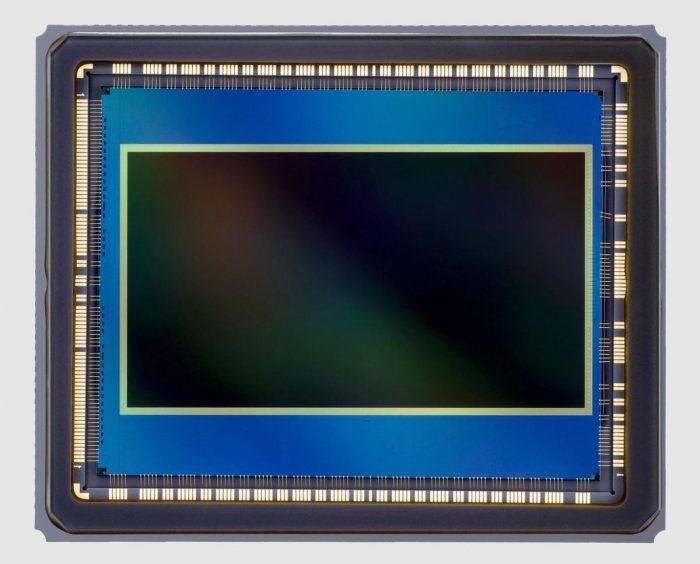Полнокадровый сенсор камеры Canon Cinema EOS C700 FF