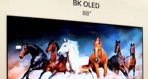 88-дюймовый 8K-телевизор LG с OLED-дисплеем