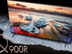 98-дюймовый QLED 8K телевизор Samsung 98Q900R